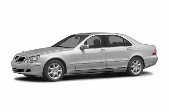 2005 mercedes benz s430 specs safety rating mpg for Mercedes benz 745