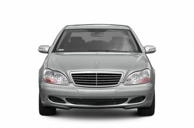 Grille  2005 Mercedes-Benz S55 AMG
