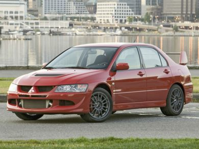 OEM Exterior Primary  2005 Mitsubishi Lancer Evolution