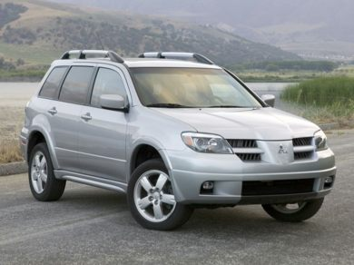 OEM Exterior Primary  2005 Mitsubishi Outlander