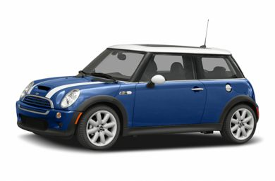 3/4 Front Glamour 2005 MINI Hardtop
