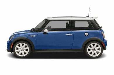 90 Degree Profile 2005 MINI Hardtop
