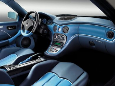 OEM Interior Primary  2005 Maserati GranSport
