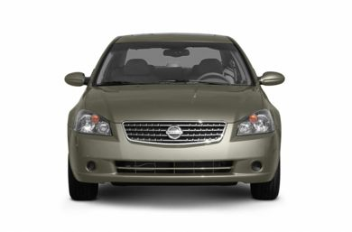 Grille  2005 Nissan Altima