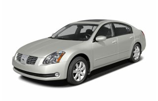 3/4 Front Glamour 2005 Nissan Maxima