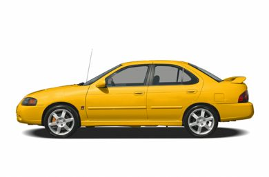 90 Degree Profile 2005 Nissan Sentra