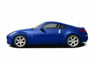 90 Degree Profile 2005 Nissan 350Z