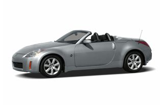 3/4 Front Glamour 2005 Nissan 350Z