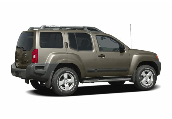2005 nissan xterra pictures photos carsdirect. Black Bedroom Furniture Sets. Home Design Ideas
