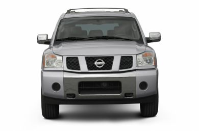 Grille  2005 Nissan Armada
