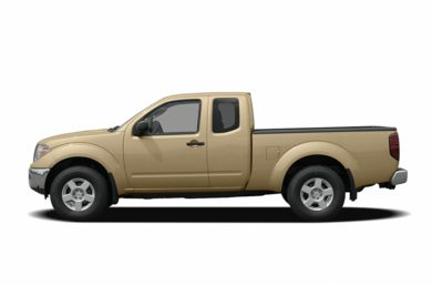 90 Degree Profile 2005 Nissan Frontier