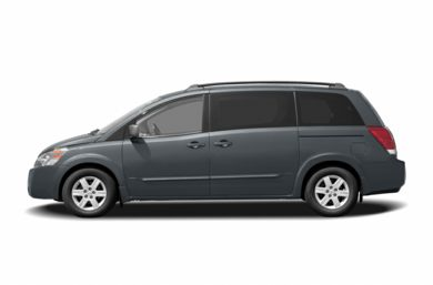 90 Degree Profile 2005 Nissan Quest