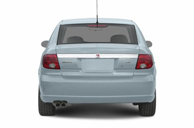 Rear Profile  2005 Saturn L300