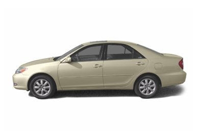 90 Degree Profile 2005 Toyota Camry