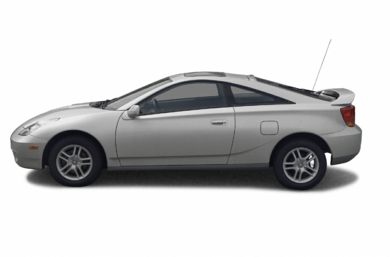 90 Degree Profile 2005 Toyota Celica