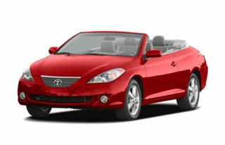 3/4 Front Glamour 2005 Toyota Camry Solara