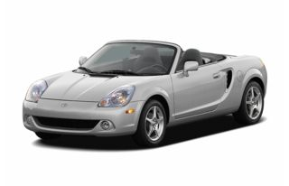 3/4 Front Glamour 2005 Toyota MR2 Spyder
