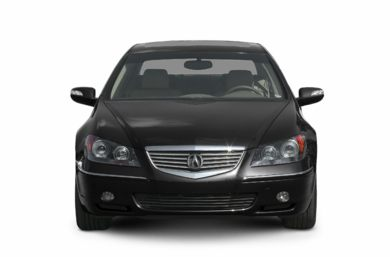 2006 acura rl styles features highlights. Black Bedroom Furniture Sets. Home Design Ideas