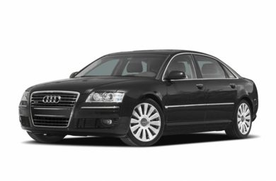 3/4 Front Glamour 2006 Audi A8