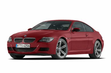 3/4 Front Glamour 2006 BMW M6