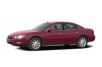 3/4 Front Glamour 2006 Buick LaCrosse