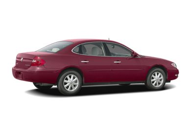 3/4 Rear Glamour  2006 Buick LaCrosse