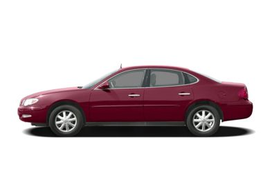 90 Degree Profile 2006 Buick LaCrosse