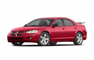 3/4 Front Glamour 2006 Dodge Stratus