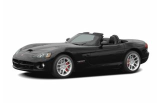3/4 Front Glamour 2006 Dodge Viper