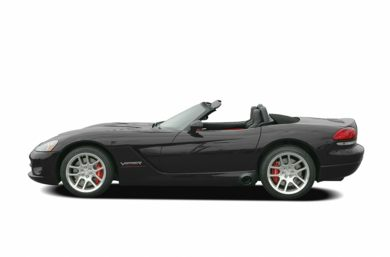 90 Degree Profile 2006 Dodge Viper