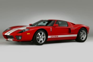 OEM Exterior Primary  2006 Ford GT