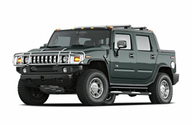 3/4 Front Glamour 2006 HUMMER H2 SUT