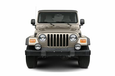 2006 jeep wrangler specs safety rating mpg carsdirect. Cars Review. Best American Auto & Cars Review