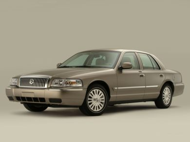 OEM Exterior Primary  2006 Mercury Grand Marquis