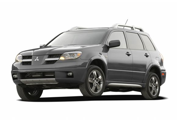 2006 mitsubishi outlander pictures photos carsdirect. Black Bedroom Furniture Sets. Home Design Ideas