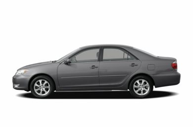 90 Degree Profile 2006 Toyota Camry