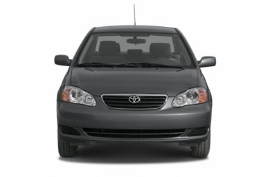 Grille  2006 Toyota Corolla