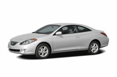 3/4 Front Glamour 2006 Toyota Camry Solara