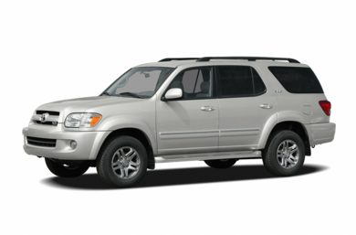 2006 toyota sequoia specs safety rating mpg carsdirect. Black Bedroom Furniture Sets. Home Design Ideas