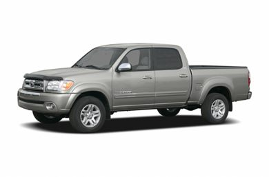 3/4 Front Glamour 2006 Toyota Tundra