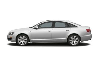 90 Degree Profile 2007 Audi A6