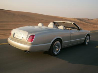 OEM Exterior  2007 Bentley Azure