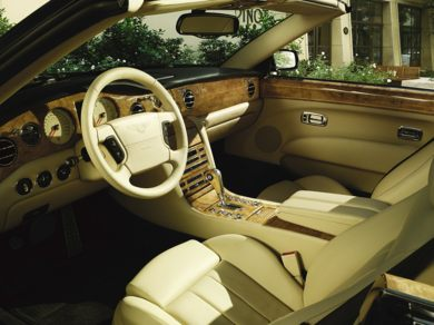 OEM Interior Primary  2007 Bentley Azure