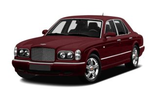 3/4 Front Glamour 2007 Bentley Arnage