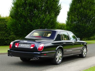 OEM Exterior  2007 Bentley Arnage