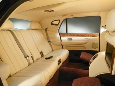 OEM Interior  2007 Bentley Arnage