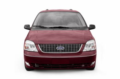 Grille  2007 Ford Freestar