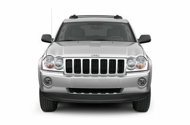 Grille  2007 Jeep Grand Cherokee