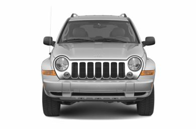 Grille  2007 Jeep Liberty