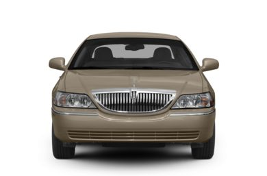 Grille  2007 Lincoln Town Car